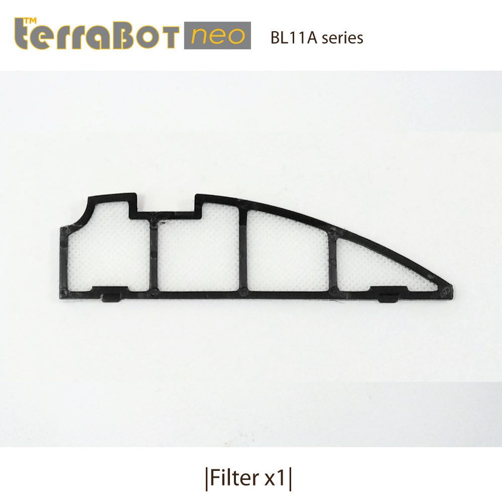 High Performance filter for TerraBot neo BL11
