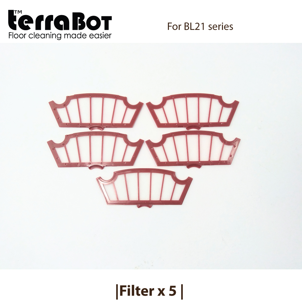 Spare part kit FT5-BL21 for TerraBot BL21