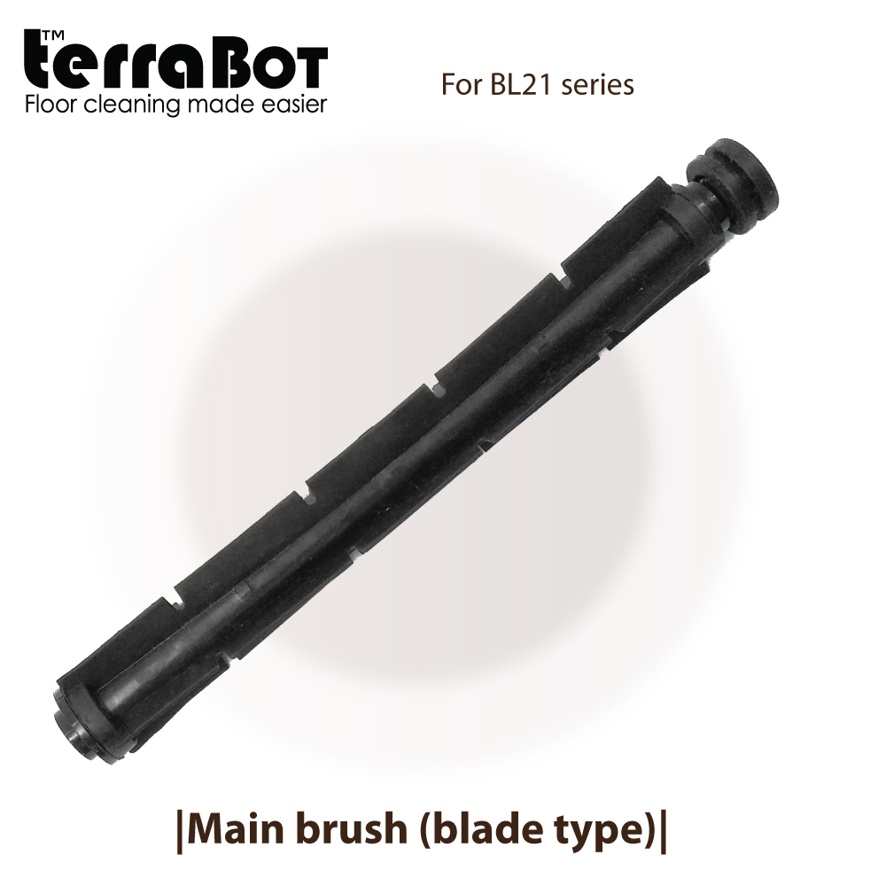 Main brush (blade type) for TerraBot BL21 series