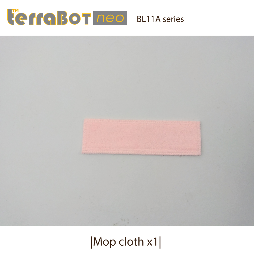 Micro Fiber mop cloth for TerraBot BL11A