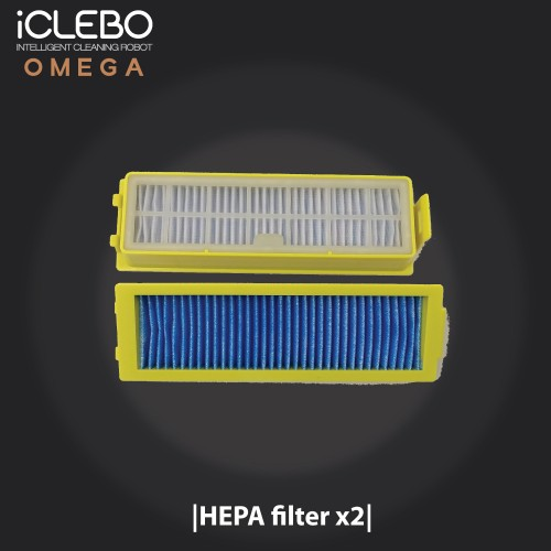Spare part kit FT2-Omega for iCLEBO OMEGA