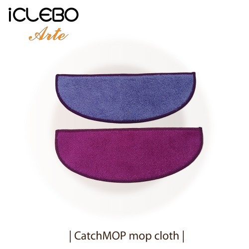 CatchMOP mirco fiber mop cloth for iCLEBO Arte