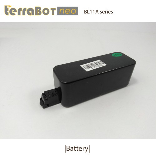 Replacement battery for TerraBot neo BL11