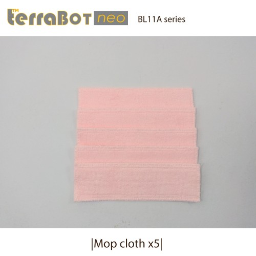 Spare part kit MC5-BL11 for TerraBot neo BL11A
