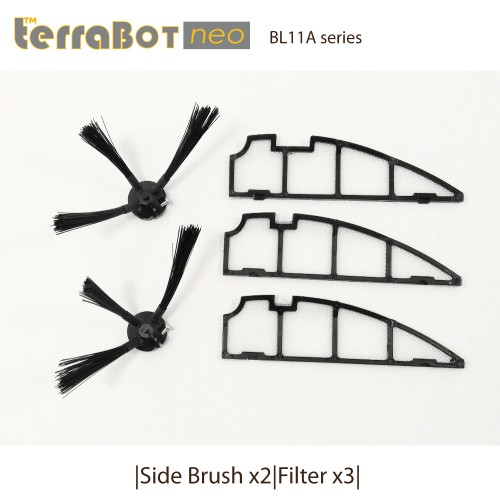 Spare part kit SB2FT3-BL11 for TerraBot neo BL11A
