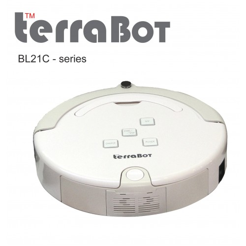 TerraBot WHITE BL21C-PW [1200 sqft]
