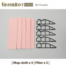 Spare part kit FT5MC5-BL11 for TerraBot neo BL11A