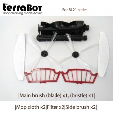 Spare part kit MBB1B1MC2FT2SB 2-BL21 for TerraBot BL21