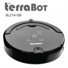 TerraBot Glossy BLACK BL21A-GB [1500 sqft]