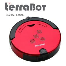 TerraBot Metallic RED BL21A-MR [1500 sqft]