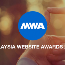 Mationz's designed website listed on Malaysia Website Awards 2017's nomination list